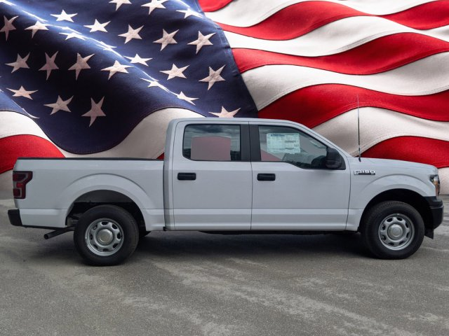 2019 F-150 SuperCrew Cab 4x2, Pickup #K7791 - photo 1