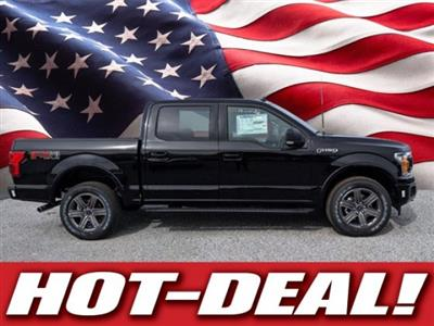 2020 F-150 SuperCrew Cab 4x4, Pickup #L1001 - photo 1