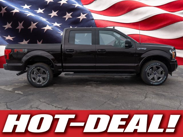 2020 F-150 SuperCrew Cab 4x4, Pickup #L1243 - photo 1
