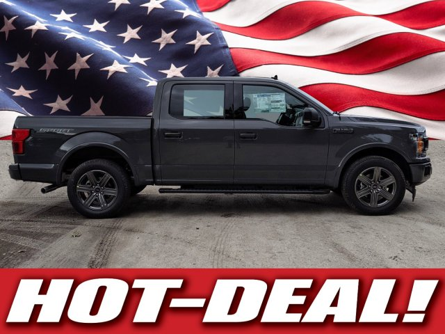2020 F-150 SuperCrew Cab 4x2, Pickup #L1563 - photo 1