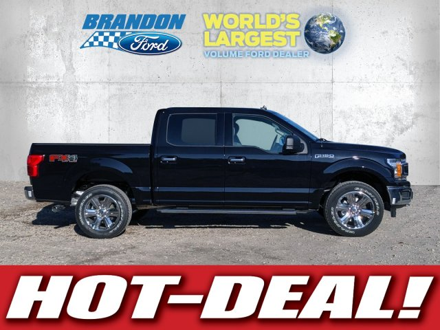 2020 F-150 SuperCrew Cab 4x4, Pickup #L1662 - photo 1