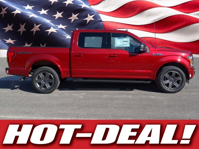 2020 F-150 SuperCrew Cab 4x2, Pickup #L1682 - photo 1