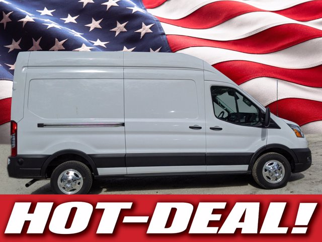 2020 Ford Transit 350 High Roof RWD, Empty Cargo Van #L2063 - photo 1