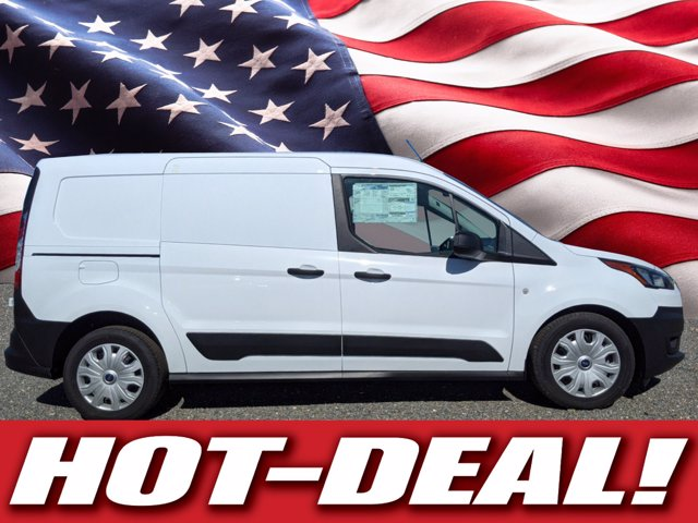 2020 Ford Transit Connect FWD, Empty Cargo Van #L2306 - photo 1