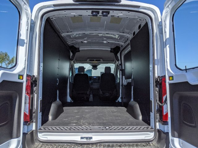 2020 Ford Transit 250 Med Roof RWD, Empty Cargo Van #L2366 - photo 1