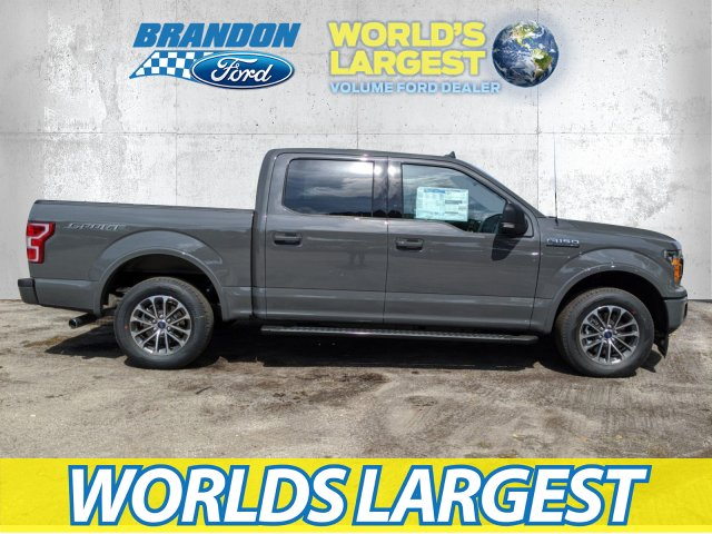 2020 F-150 SuperCrew Cab 4x2, Pickup #L2477 - photo 1