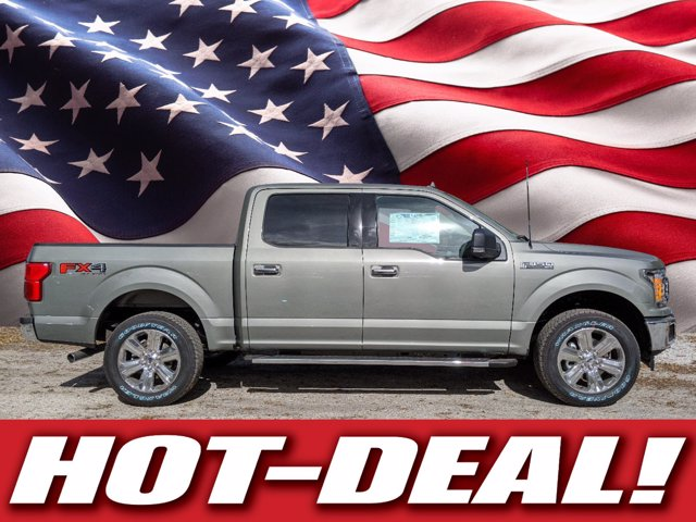 2020 F-150 SuperCrew Cab 4x4, Pickup #L2489 - photo 1