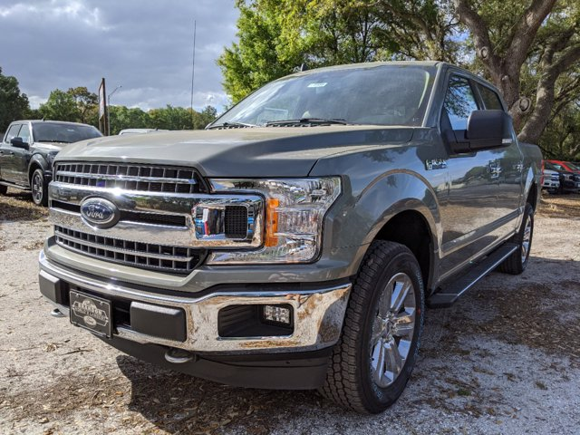 2020 F-150 SuperCrew Cab 4x4, Pickup #L2489 - photo 3
