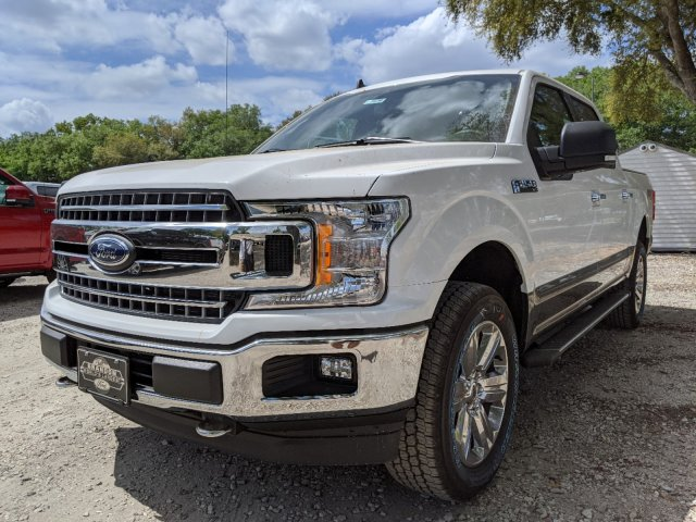 2020 F-150 SuperCrew Cab 4x4, Pickup #L2539 - photo 3