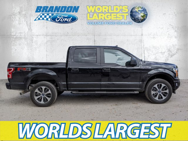 2020 F-150 SuperCrew Cab 4x4, Pickup #L2558 - photo 1