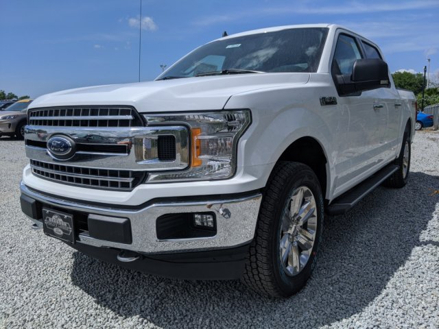 2020 F-150 SuperCrew Cab 4x4, Pickup #L2634 - photo 3