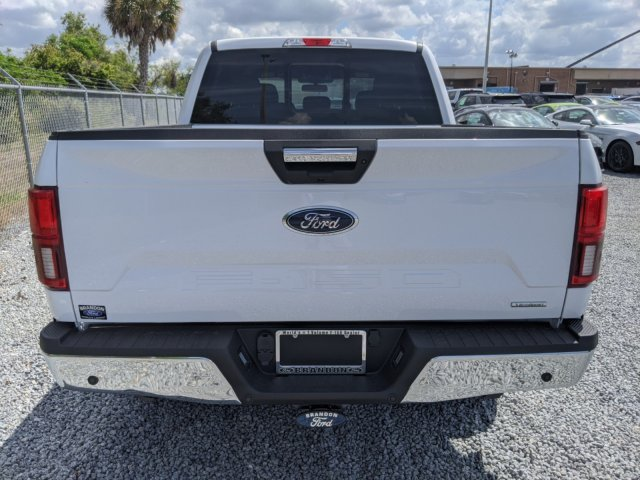 2020 F-150 SuperCrew Cab 4x4, Pickup #L2634 - photo 8