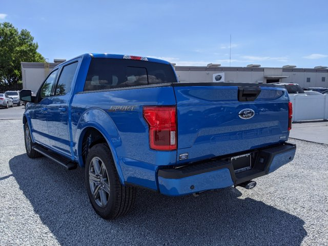 2020 F-150 SuperCrew Cab 4x2, Pickup #L2708 - photo 10