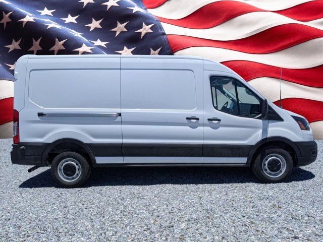 2020 Ford Transit 250 Med Roof RWD, Empty Cargo Van #L3224 - photo 1