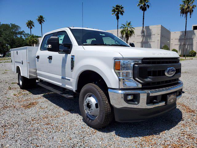 2020 Ford F-350 Crew Cab DRW 4x4, Cab Chassis #L5602 - photo 2
