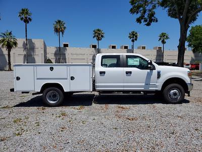 2020 Ford F-350 Crew Cab DRW 4x4, Cab Chassis #L5602 - photo 6