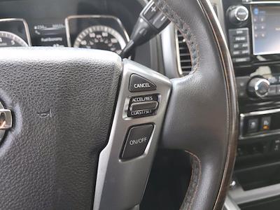 2017 Nissan Titan Crew Cab 4x4, Pickup #L6037A - photo 24
