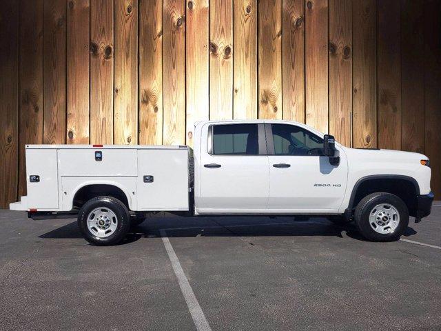 2020 Chevrolet Silverado 2500 Crew Cab 4x4, Cab Chassis #L6659A - photo 1