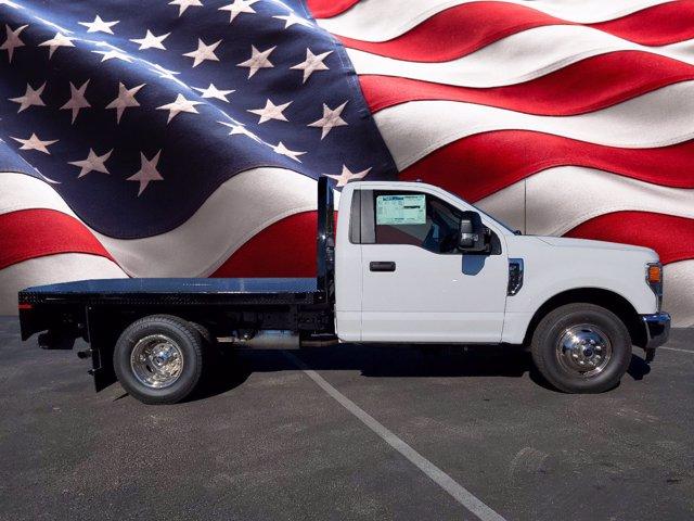 2020 Ford F-350 Regular Cab DRW 4x2, Knapheide Platform Body #L6772 - photo 1