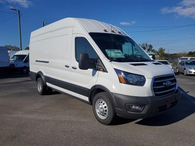 2020 Ford Transit 350 HD High Roof DRW 4x2, Empty Cargo Van #L6967 - photo 4