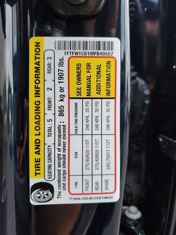 2021 Ford F-150 SuperCrew Cab 4x2, Pickup #M1740 - photo 30