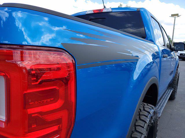 2021 Ford Ranger SuperCrew Cab 4x4, Pickup #M1895 - photo 12