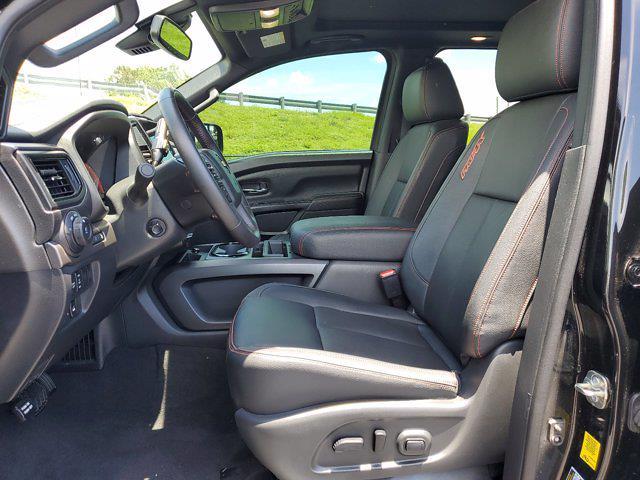 2021 Nissan Titan 4x4, Pickup #M1934B - photo 21