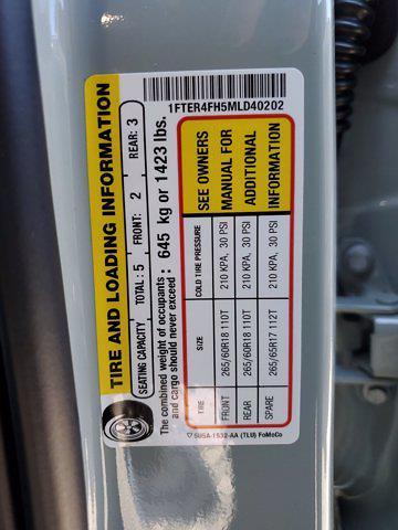 2021 Ford Ranger SuperCrew Cab 4x4, Pickup #M2125 - photo 29
