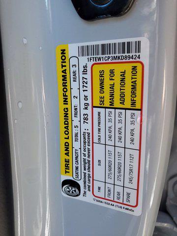 2021 Ford F-150 SuperCrew Cab 4x2, Pickup #M2213 - photo 27