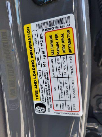 2021 Ford F-150 SuperCrew Cab 4x2, Pickup #M2331 - photo 27