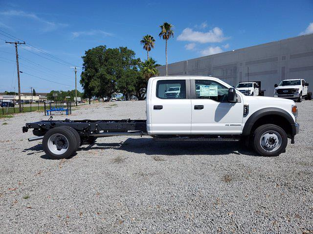 2021 Ford F-550 Crew Cab DRW 4x4, Cab Chassis #M2447 - photo 3