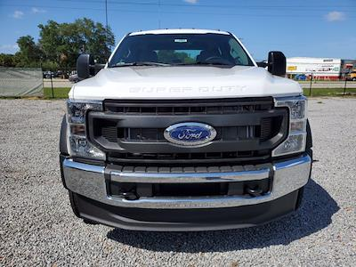 2021 Ford F-550 Crew Cab DRW 4x4, Cab Chassis #M2447 - photo 5