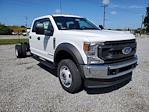 2021 Ford F-550 Crew Cab DRW 4x4, Cab Chassis #M2447 - photo 2