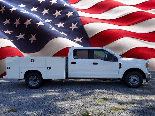 2021 Ford F-350 Crew Cab DRW 4x2, Cab Chassis #M2603 - photo 1
