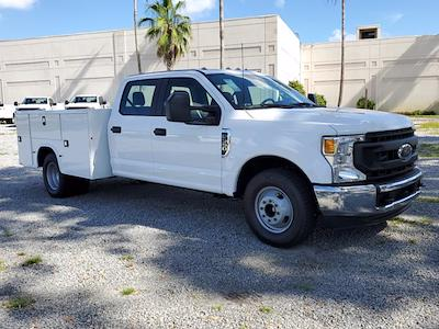 2021 Ford F-350 Crew Cab DRW 4x2, Cab Chassis #M2603 - photo 2