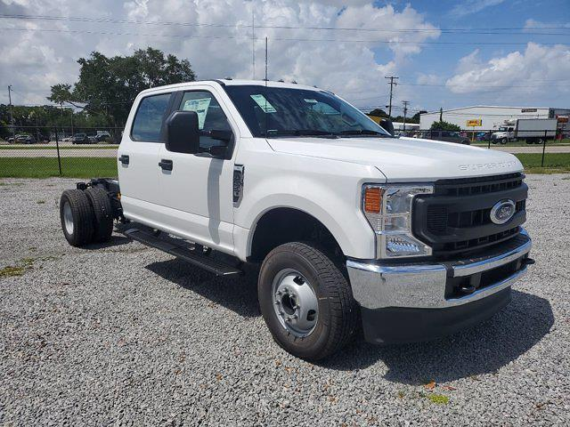 2021 Ford F-350 Crew Cab DRW 4x4, Cab Chassis #M2687 - photo 4