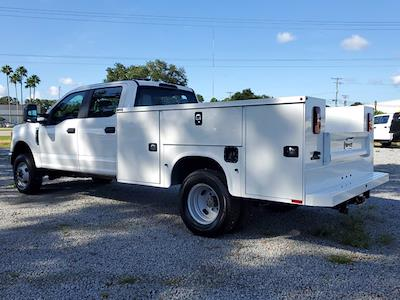 2021 Ford F-350 Crew Cab DRW 4x4, Cab Chassis #M2688 - photo 10