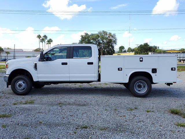 2021 Ford F-350 Crew Cab DRW 4x4, Cab Chassis #M2734 - photo 8