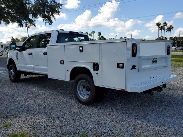 2021 Ford F-350 Crew Cab DRW 4x4, Cab Chassis #M2734 - photo 9