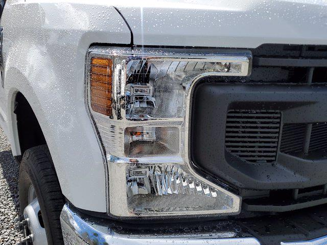 2021 Ford F-350 Crew Cab DRW 4x4, Cab Chassis #M2735 - photo 4