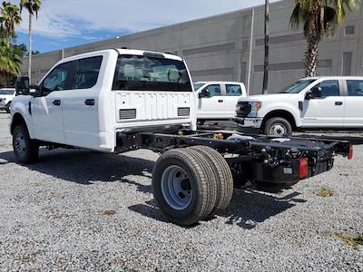 2021 Ford F-350 Crew Cab DRW 4x4, Cab Chassis #M2735 - photo 9