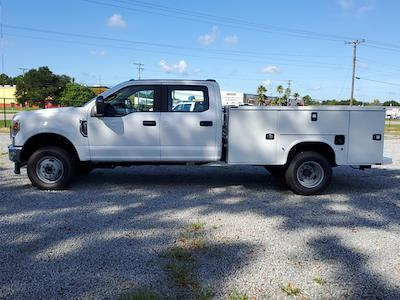 2021 Ford F-350 Crew Cab DRW 4x4, Cab Chassis #M2739 - photo 7