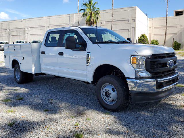 2021 Ford F-350 Crew Cab DRW 4x4, Cab Chassis #M2740 - photo 1