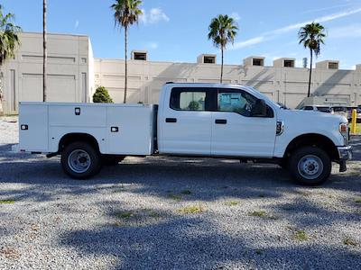2021 Ford F-350 Crew Cab DRW 4x4, Cab Chassis #M2740 - photo 3