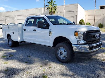 2021 Ford F-350 Crew Cab DRW 4x4, Cab Chassis #M2740 - photo 2
