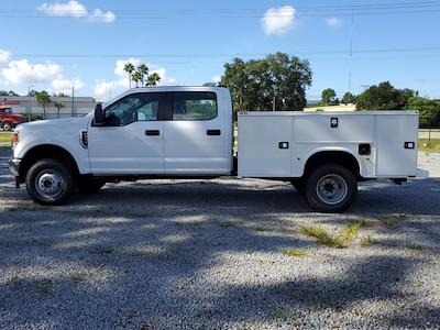 2021 Ford F-350 Crew Cab DRW 4x4, Cab Chassis #M2740 - photo 8