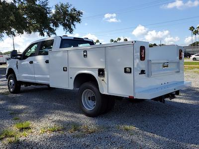 2021 Ford F-350 Crew Cab DRW 4x4, Cab Chassis #M2740 - photo 9
