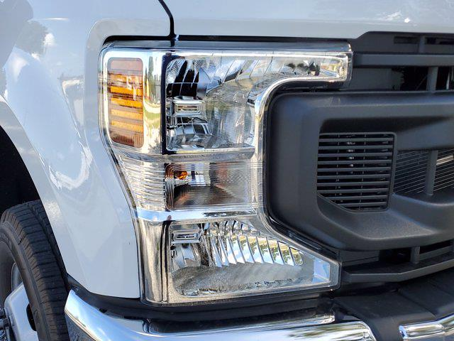 2021 Ford F-350 Crew Cab DRW 4x4, Cab Chassis #M2763 - photo 4