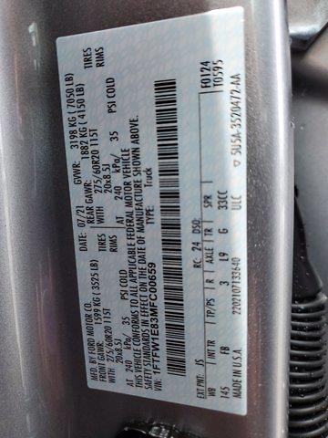 2021 F-150 SuperCrew Cab 4x4,  Pickup #M2827 - photo 30