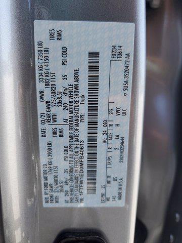 2021 F-150 SuperCrew Cab 4x4,  Pickup #M2984 - photo 32
